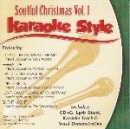 Karaoke Style: Soulful Christmas, Vol. 1 image