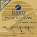 You're Not Alone image