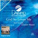 God So Loves Me image