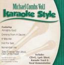 Karaoke Style: Michael Combs, Vol. 1
