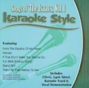 Karaoke Style: Songs of The Isaacs, Vol. 1 image