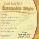 Karaoke Style: Sandi Patty, Vol. 1